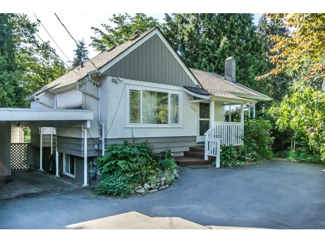Main Photo: 3602 SUNSET BOULEVARD in North Vancouver: Edgemont House for sale : MLS(r) # R2074581