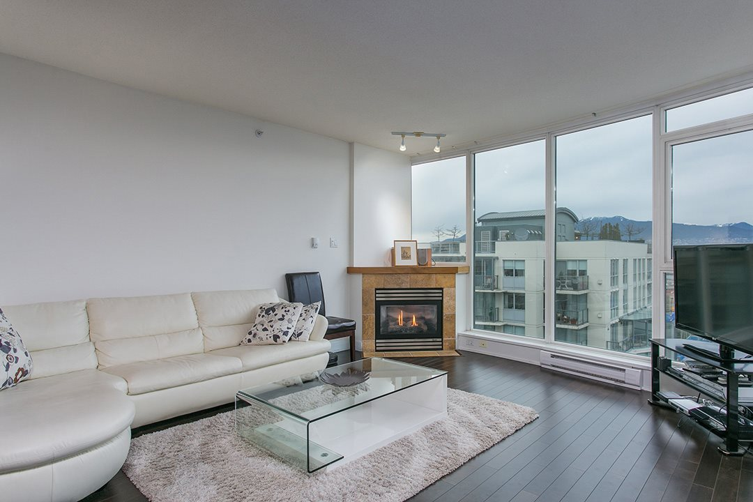 Photo 9: 1103 1428 W 6TH AVENUE in Vancouver: Fairview VW Condo for sale (Vancouver West)  : MLS(r) # R2139415