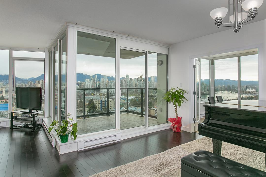 Photo 6: 1103 1428 W 6TH AVENUE in Vancouver: Fairview VW Condo for sale (Vancouver West)  : MLS(r) # R2139415