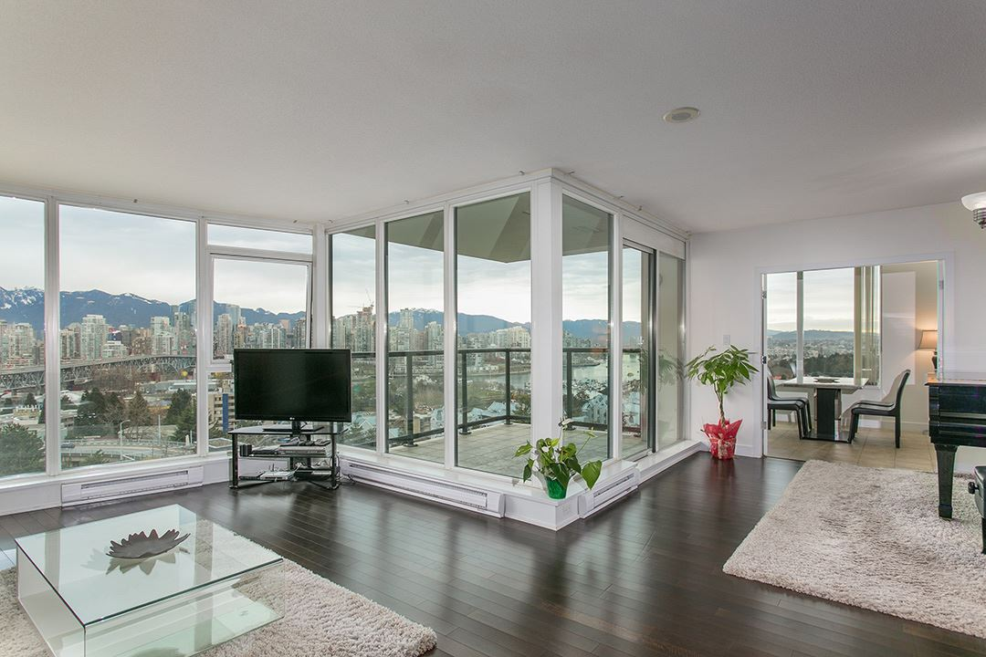 Main Photo: 1103 1428 W 6TH AVENUE in Vancouver: Fairview VW Condo for sale (Vancouver West)  : MLS(r) # R2139415