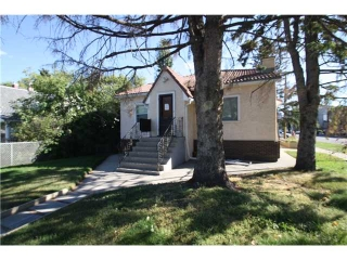 Main Photo: 201 18 Avenue NE in CALGARY: Tuxedo Residential Detached Single Family for sale (Calgary)  : MLS(r) # C3539874