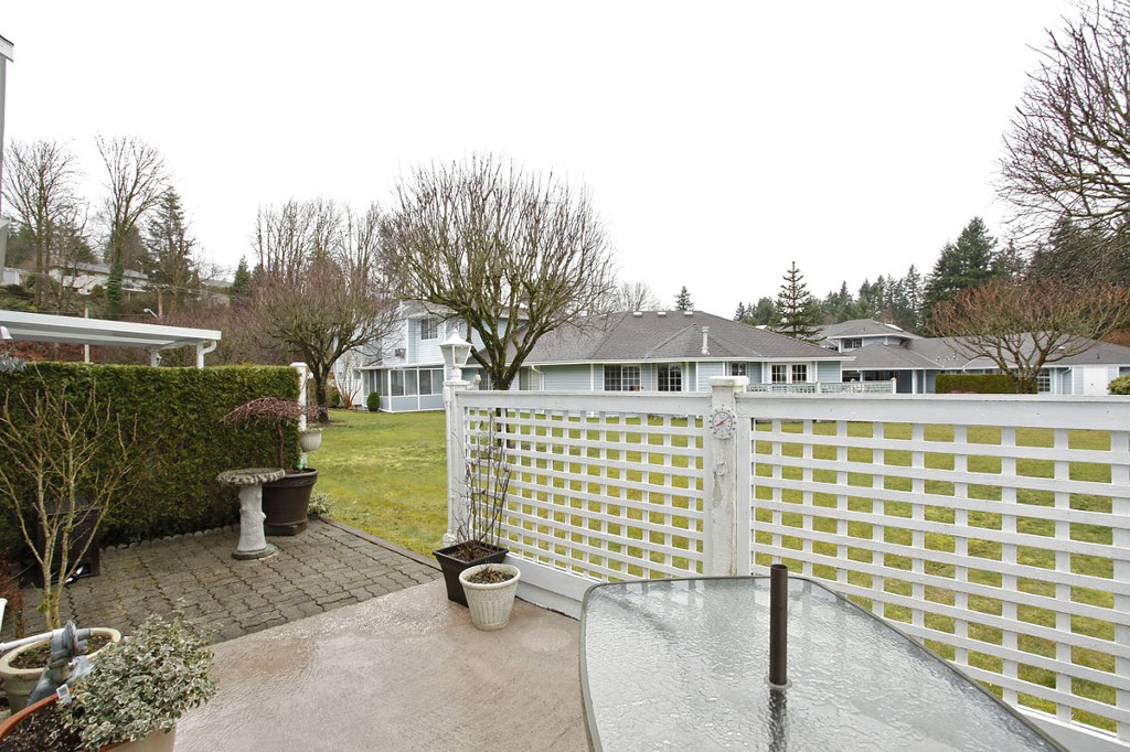 "Photo 20: 55 34959 OLD CLAYBURN Road in Abbotsford: Abbotsford East Townhouse for sale in ""Crown Point Villas"" : MLS® # F1305184"