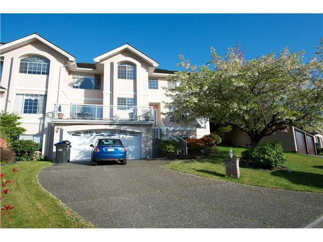 Main Photo: 1252 COUTTS Place in Port Coquitlam: Citadel PQ House 1/2 Duplex for sale : MLS(r) # V1004147