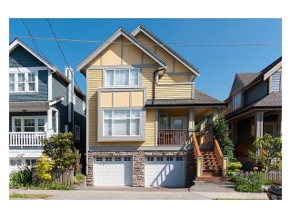 Main Photo: 1781 E 5TH Avenue in Vancouver: Grandview VE House 1/2 Duplex for sale (Vancouver East)  : MLS(r) # V1007117