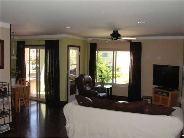 Photo 3: POINT LOMA Condo for sale : 2 bedrooms : 3844 Groton Street #4 in San Diego