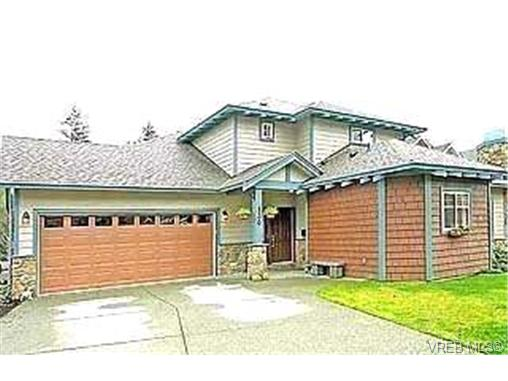 Main Photo: 130 2120 Harrow Gate in VICTORIA: La Bear Mountain Townhouse for sale (Langford)  : MLS(r) # 198211