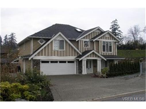 Main Photo: 4180 Hatfield Road in VICTORIA: SW Strawberry Vale Single Family Detached for sale (Saanich West)  : MLS(r) # 227843