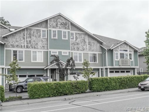 Main Photo: 2 4079 Douglas Street in VICTORIA: SE High Quadra Townhouse for sale (Saanich East)  : MLS® # 339511