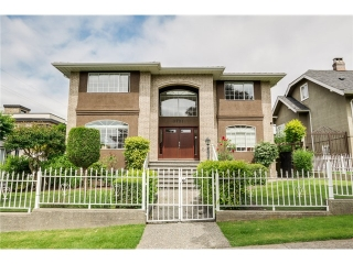 Main Photo: 3721 PANDORA ST in Burnaby: Vancouver Heights House for sale (Burnaby North)  : MLS(r) # V1084270
