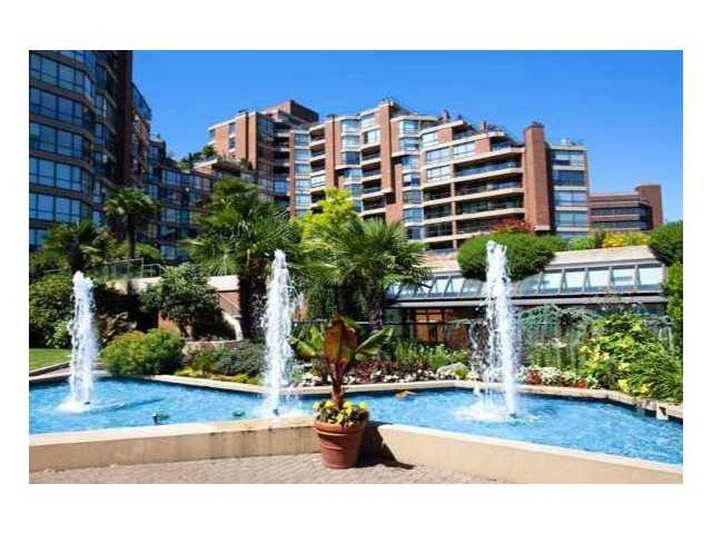 Main Photo: 704 1450 Pennyfarthing Dr. in Vancouver West: Condo for sale : MLS® # v1103725