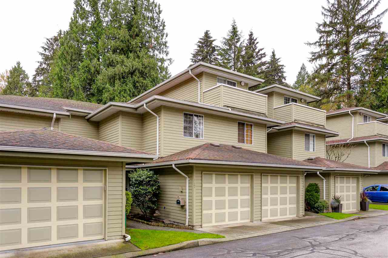 Main Photo: 117 1386 LINCOLN DRIVE in Port Coquitlam: Oxford Heights Townhouse for sale : MLS® # R2119011