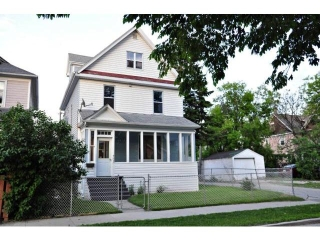 Main Photo: 363 Agnes Street in WINNIPEG: West End / Wolseley Residential for sale (West Winnipeg)  : MLS® # 1211869