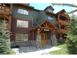 Main Photo: 332 104 Armstrong Place: Canmore Condo for sale : MLS(r) # C3572121
