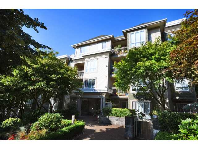 Main Photo: # 306 8495 JELLICOE ST in Vancouver: Fraserview VE Condo for sale (Vancouver East)  : MLS®# V1026912