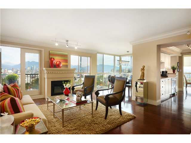 Main Photo: PH1A 2988 Alder Street in Vancouver: Fairview VW Condo for sale (Vancouver West)  : MLS® # v1032368