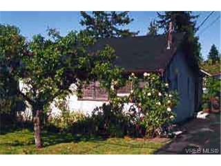 Main Photo: 3651 Savannah Avenue in VICTORIA: SE Quadra Single Family Detached for sale (Saanich East)  : MLS® # 123243