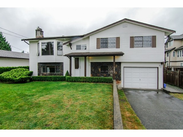"Main Photo: 3453 272ND Street in Langley: Aldergrove Langley House for sale in ""Parkside"" : MLS®# F1418480"