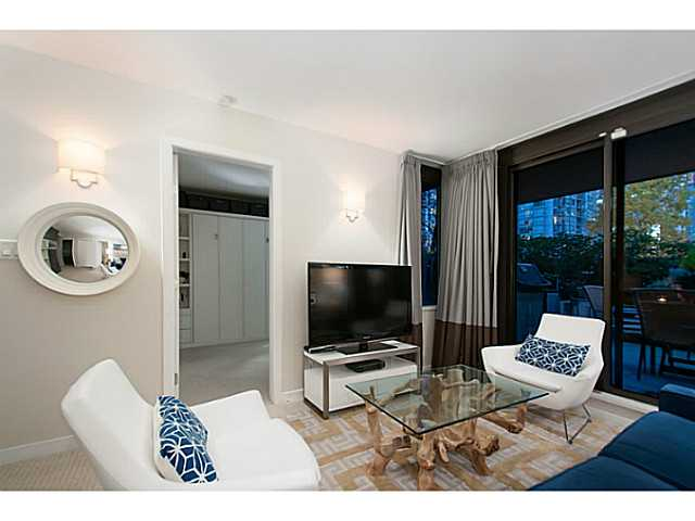 Main Photo: # 101 1331 ALBERNI ST in Vancouver: West End VW Condo for sale (Vancouver West)  : MLS® # V1094974