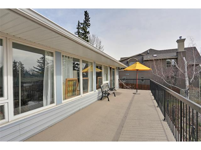 Photo 7: 616 CRESCENT BV SW in Calgary: Elboya Detached for sale : MLS® # C4007989