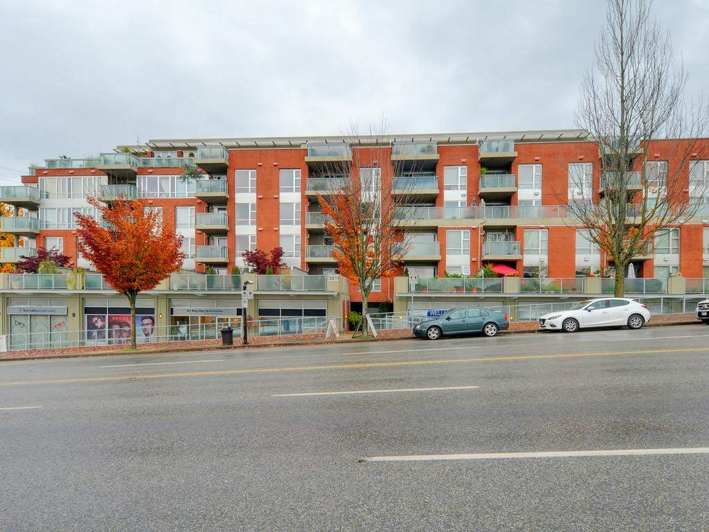 Main Photo: 403 3811 HASTINGS STREET in Burnaby: Vancouver Heights Condo for sale (Burnaby North)  : MLS® # R2119090