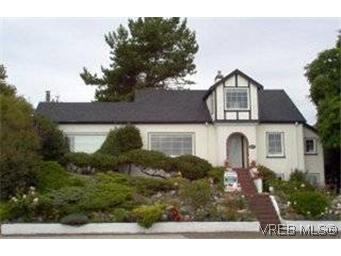 Main Photo: 1350 Dallas Road in VICTORIA: Vi Fairfield West Single Family Detached for sale (Victoria)  : MLS®# 191857