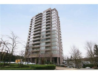 "Main Photo: 1301 9623 MANCHESTER Drive in Burnaby: Cariboo Condo for sale in ""STRATHMORE TOWERS"" (Burnaby North)  : MLS(r) # V1013005"