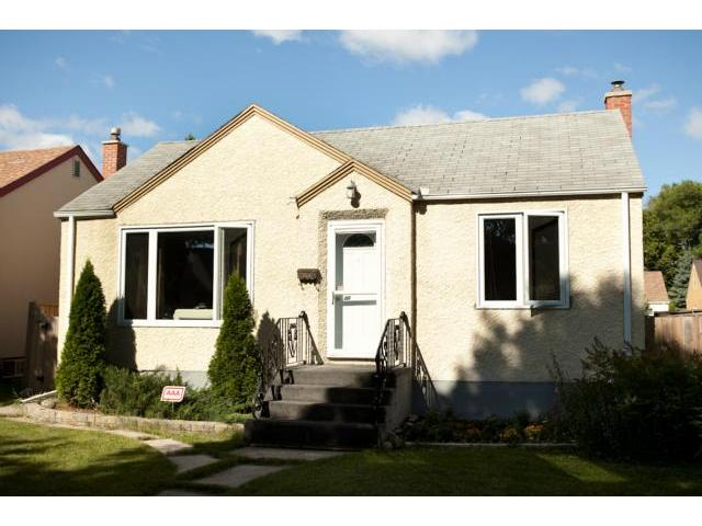 Main Photo: 441 Louis Riel Street in WINNIPEG: St Boniface Residential for sale (South East Winnipeg)  : MLS® # 1315867