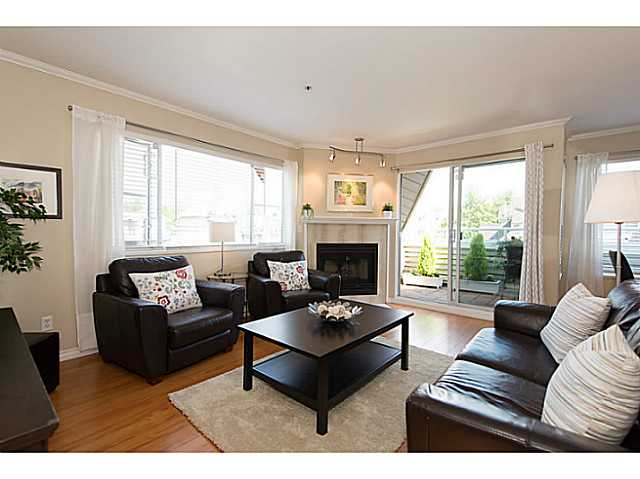 "Main Photo: # 401 868 W 16TH AV in Vancouver: Cambie Condo for sale in ""WILLOW SPRINGS"" (Vancouver West)  : MLS(r) # V1022527"