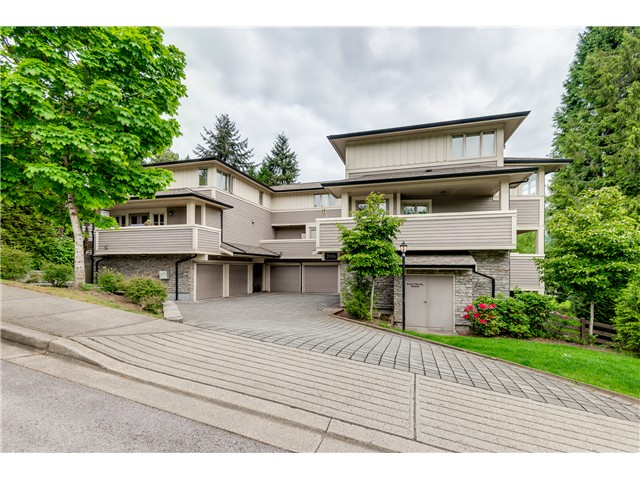 Main Photo: # 3 2006 CLARKE ST in Port Moody: Port Moody Centre Condo for sale : MLS(r) # V1123359