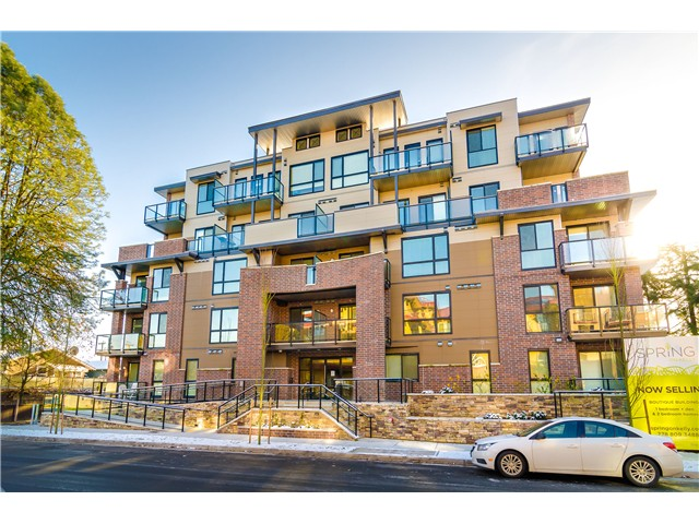 Main Photo: # 304 2214 KELLY ST in Port Coquitlam: Central Pt Coquitlam Condo for sale : MLS®# V1118703