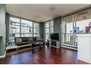 Main Photo: # 802 1155 SEYMOUR ST in Vancouver: Downtown VW Condo for sale (Vancouver West)  : MLS® # V1132650