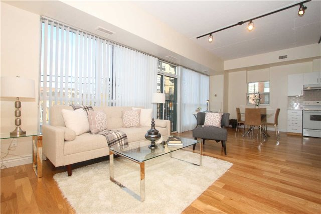 Photo 13: 833 King St W Unit #210 in Toronto: Niagara Condo for sale (Toronto C01)  : MLS(r) # C3375090