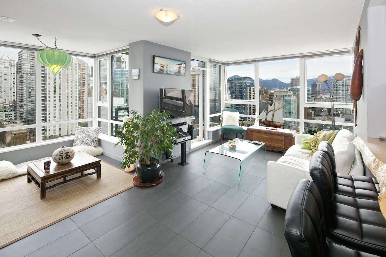 Main Photo: 2508 928 BEATTY STREET in Vancouver: Yaletown Condo for sale (Vancouver West)  : MLS® # R2047968