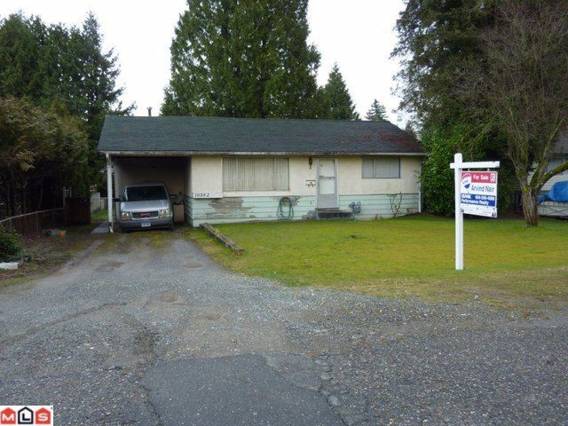 Main Photo: 10352 155A Street in Surrey: Guildford House for sale (North Surrey)  : MLS® # F1204347