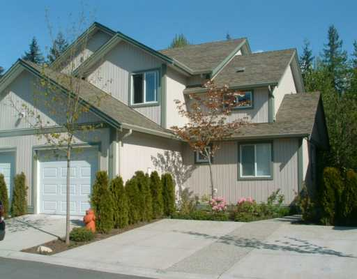 "Main Photo: 49 735 PARK RD in Gibsons: Gibsons & Area Townhouse for sale in ""sherwood grove"" (Sunshine Coast)  : MLS® # V588554"