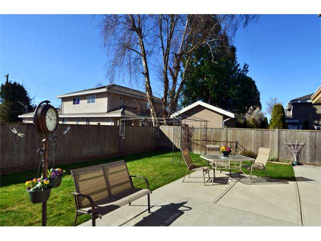 Main Photo: 3760 ROSAMOND Avenue in Richmond: Seafair House for sale : MLS®# V992896