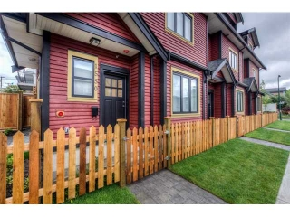 Main Photo: 1550 COTTON Drive in Vancouver: Grandview VE Townhouse for sale (Vancouver East)  : MLS(r) # V1008381