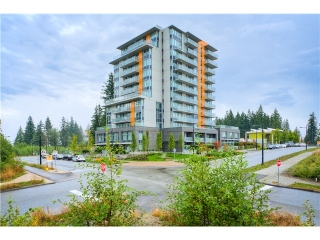 "Main Photo: # 401 9025 HIGHLAND CT in Burnaby: Simon Fraser Univer. Condo for sale in ""HIGHLAND HOUSE"" (Burnaby North)  : MLS® # V1025018"