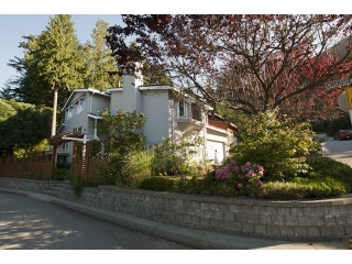 Main Photo: 5615 HONEYSUCKLE Place in North Vancouver: Grouse Woods House for sale : MLS® # V1078891
