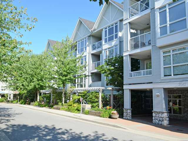Main Photo: 208 3242 St Johns Street in Port Moody: Port Moody Centre Condo for sale : MLS® # v1101886