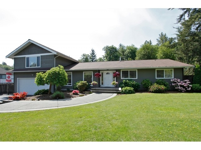 Main Photo: 17356 101ST AV in Surrey: Fraser Heights House for sale (North Surrey)  : MLS®# F1441864