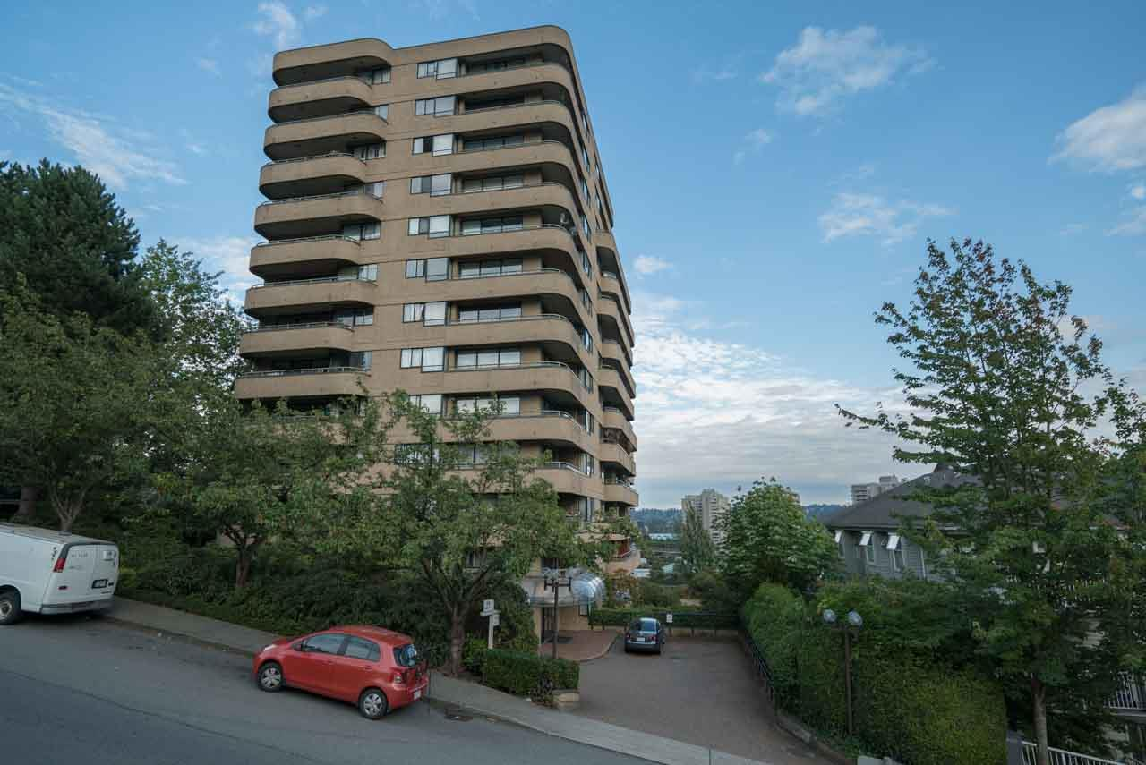 Main Photo: 1102 1026 QUEENS AVENUE in New Westminster: Uptown NW Condo for sale : MLS® # R2101491