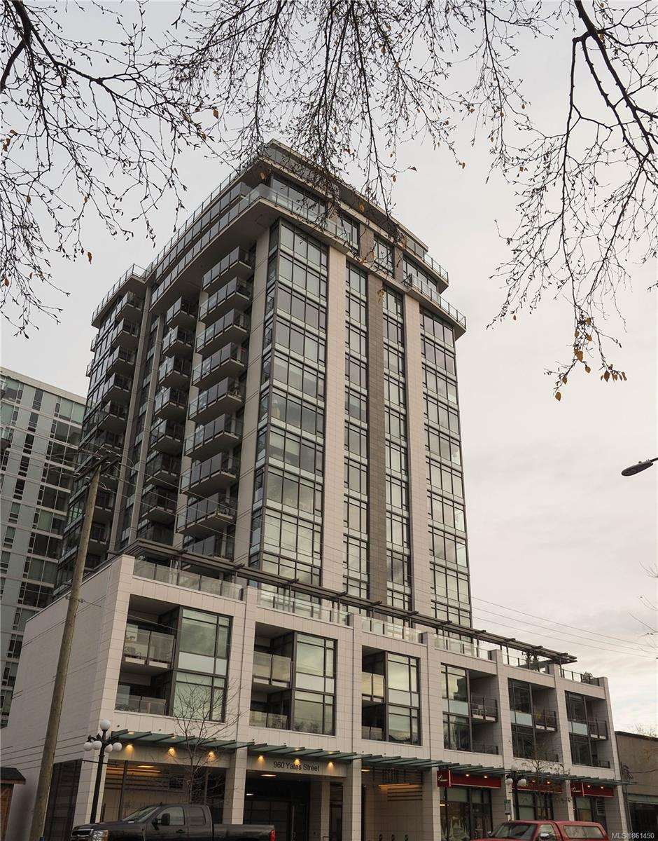 FEATURED LISTING: 1505 - 960 Yates St