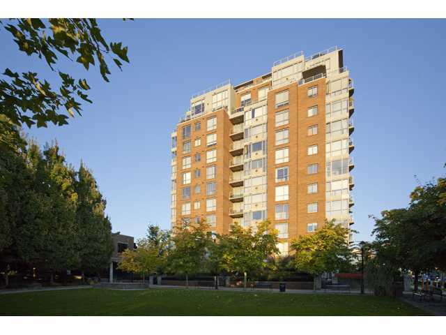 Main Photo: 804 1575 W 10TH Avenue in Vancouver: Fairview VW Condo for sale (Vancouver West)  : MLS® # V936616