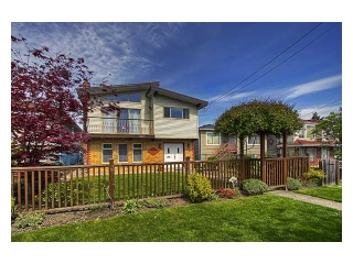 Main Photo: 2811 EUCLID Avenue in Vancouver: Collingwood VE House for sale (Vancouver East)  : MLS® # V948800