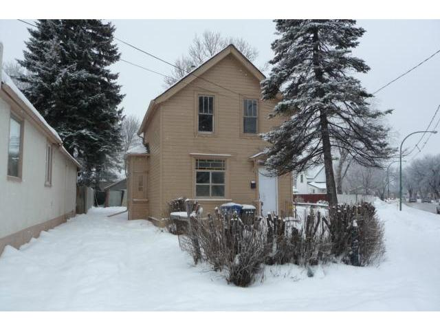 Main Photo: 148 Argyle Street North in WINNIPEG: North End Residential for sale (North West Winnipeg)  : MLS® # 1224328