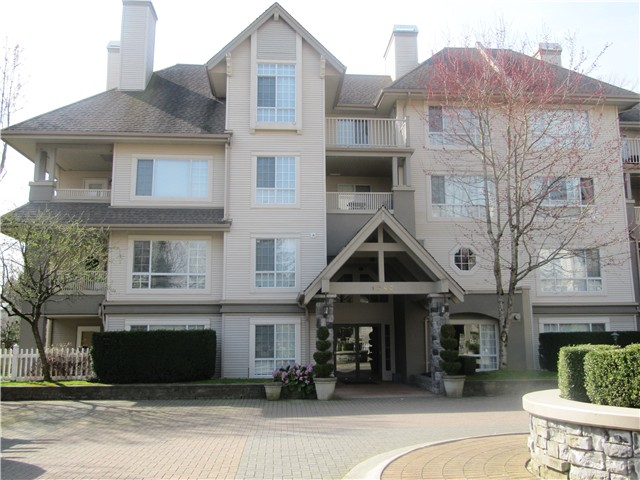 Main Photo: # 103 1242 TOWN CENTRE BV in Coquitlam: Canyon Springs Condo for sale : MLS® # V1010413