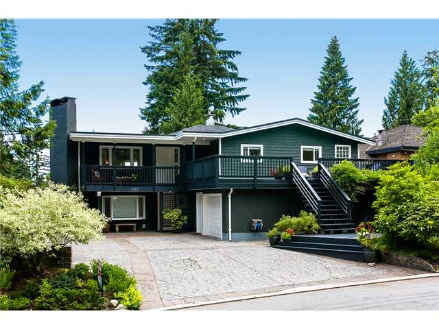 Main Photo: 1685 LANGWORTHY Street in North Vancouver: Lynn Valley House for sale : MLS® # V1014511
