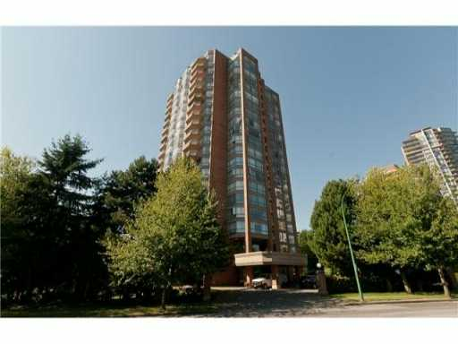 "Main Photo: 602 4350 BERESFORD Street in Burnaby: Metrotown Condo for sale in ""CARLTON ON THE PARK"" (Burnaby South)  : MLS® # V1015667"