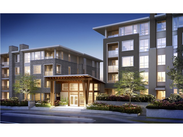 Main Photo: # 203 2665 MOUNTAIN HY in North Vancouver: Lynn Valley Condo for sale : MLS® # V1073887